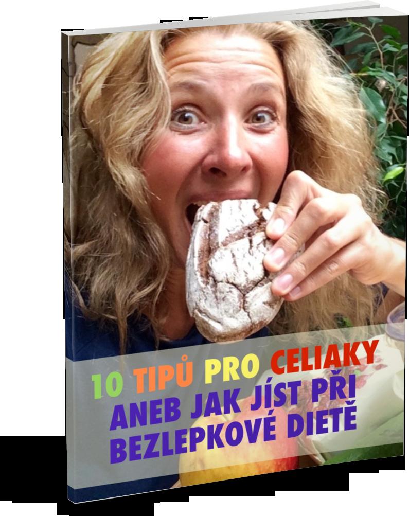 10 tipů pro celiaky aneb jak jíst při bezlepkové dietě