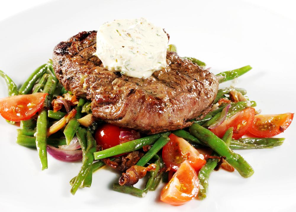 Beef Steak in metabolic balamce