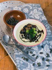 Brokolicový krém se semínkovou smetanou - recepty na hubnutí, program Metabolic Balance1