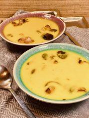 Celerová polévka s houbami shittake - recepty pro hubnutí podle Metabolic Balance