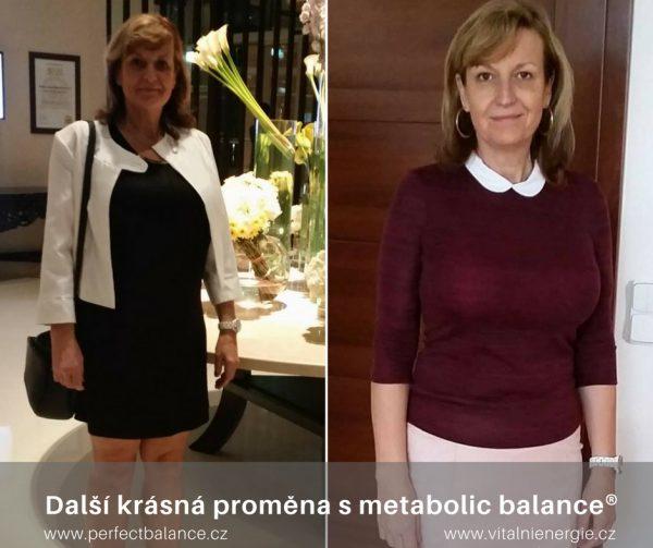 Jarka zhubla 14 kg s programem metabolic balance®. V programu metabolic balance® vám nastavíme váš osobní jídelní plán na základě vašich laboratorních hodnot, zdravotní anamnézy a dalších údajů o vás a vašem těle. Strava pro zdravý metabolizmus, hubnutí a extra energii.