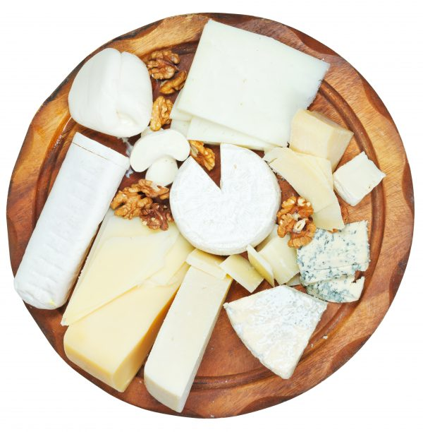 Sýry v receptech metabolic balance®