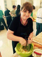 Eva Plačková na kurzech vaření Metabolic balance