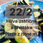 Hlíva ústřičná a shiitake podle metabolic balance®