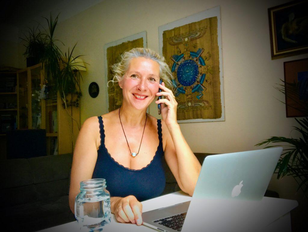 Hubnutí - konzultace on-line, Bára Wolfová Balcarová