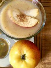 Jablečný kokosový krém podle metabolic balance vhodný pro hubnutí i pro děti