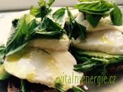 Avokádo a mozzarella v Metabolic balance