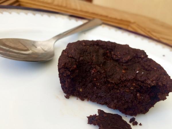 Čokoládové brownies z mandelády, řepy a jablek ala Metabolic balance
