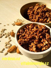 Crunchy z mandelády