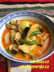 Red Curry, červené kari