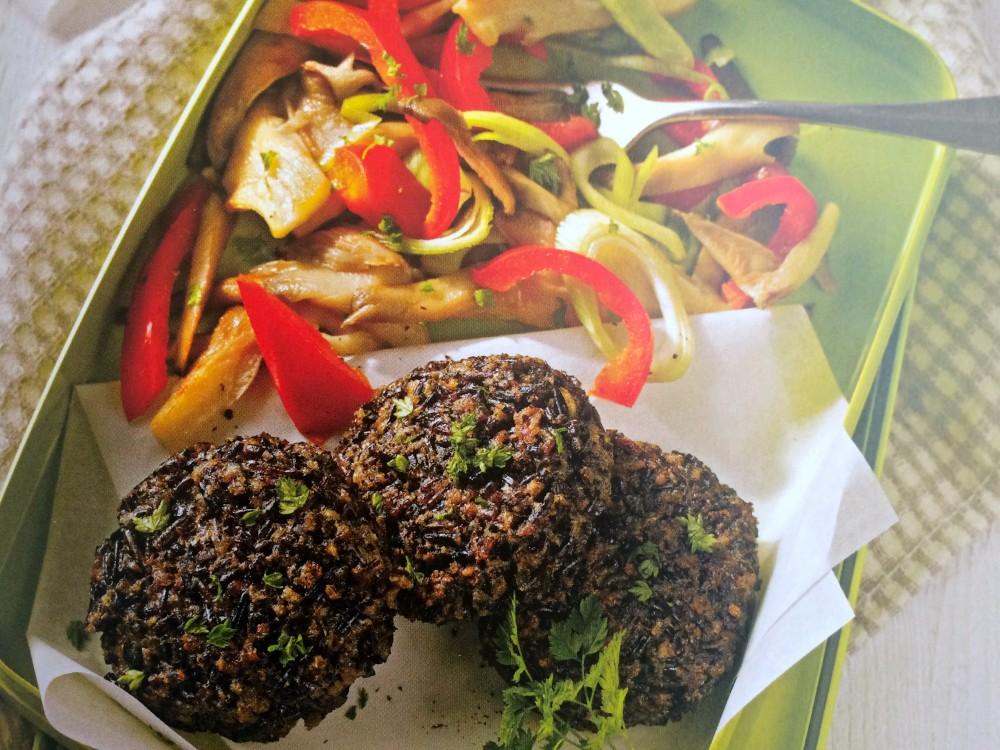 Karbanátky z divoké rýže podle metabolic balance