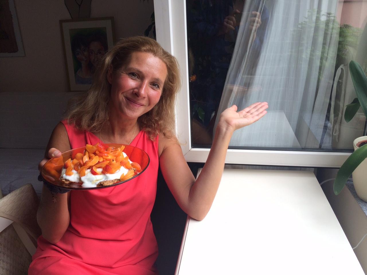 Ovesné lívance s meruňkami a jogurtem nemají chybu - metabolic balance