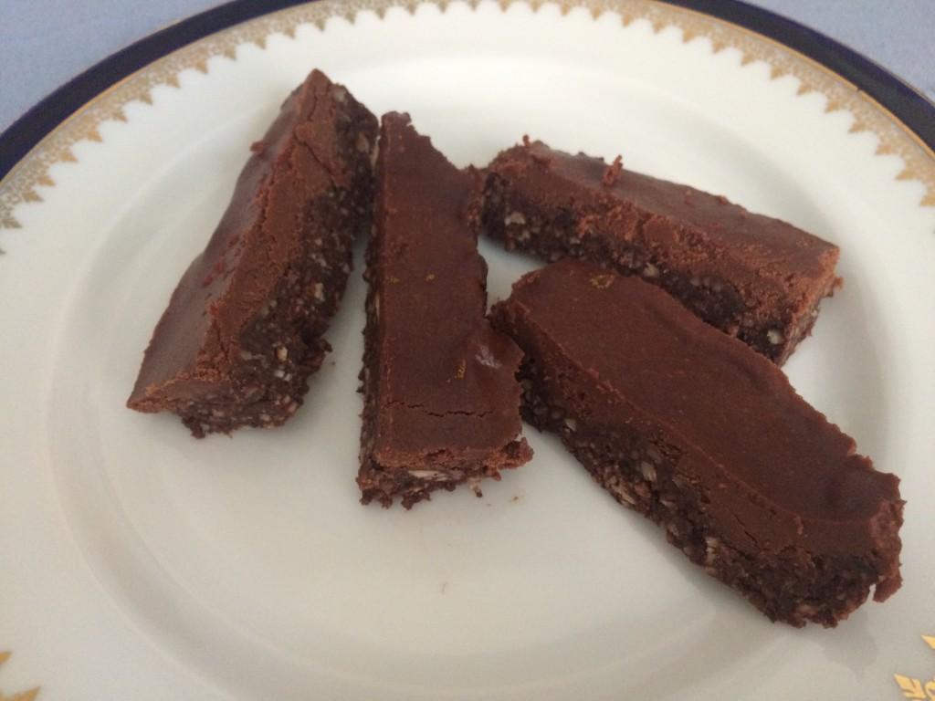 čokoládové brownies metabolic balance