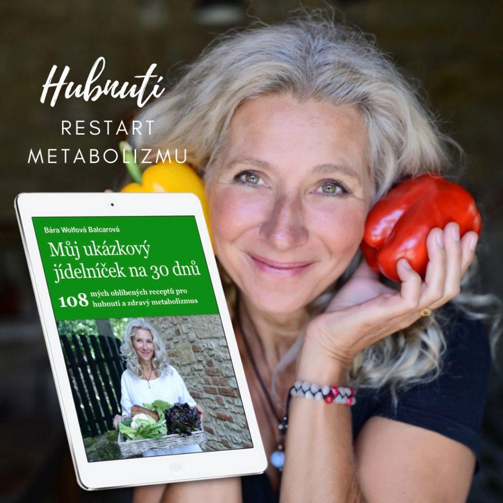 Můj ukázkový hubnoucí jídelníček na 30 dnů - jezte podle principů Metabolic Balance , zhubněte a omládněte