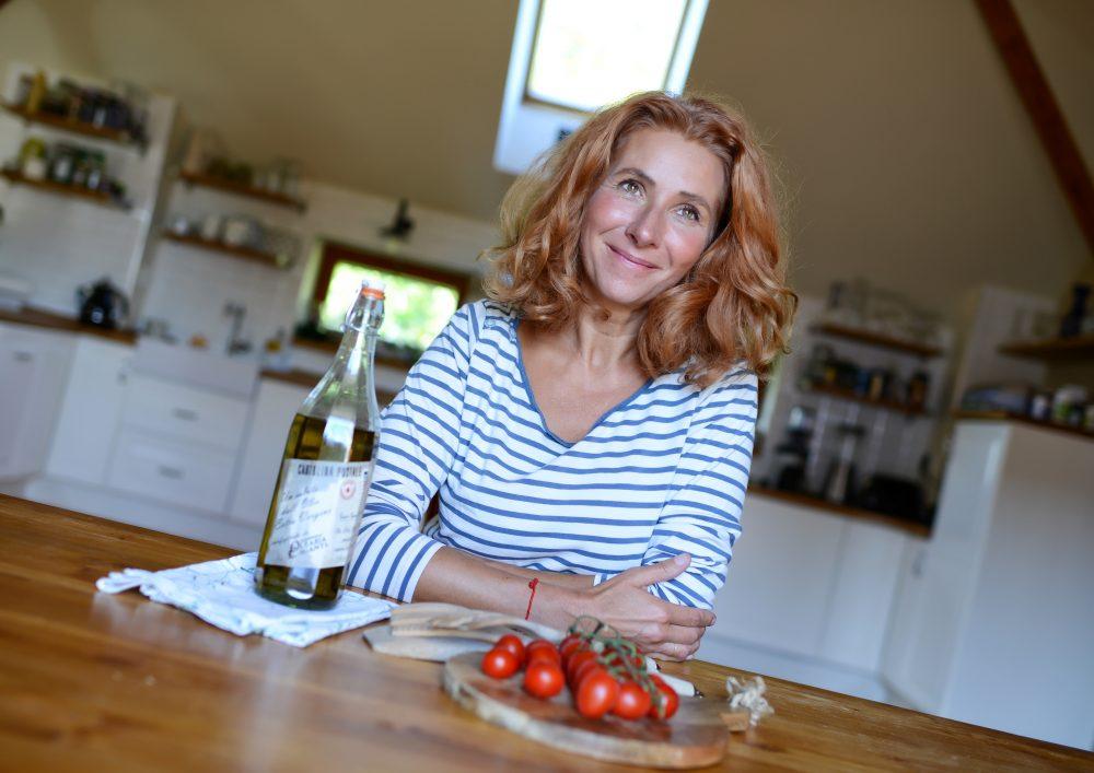 Bára Wolfová Balcarová - poradce metabolic balance®. Pochopila jsem, že svoji snahu naučit se jíst zdravě již nikdy nevzdám...