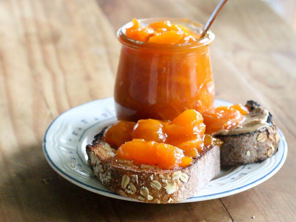 Meruňkový džem bez cukru - vhodné i pro Metabolic Balance
