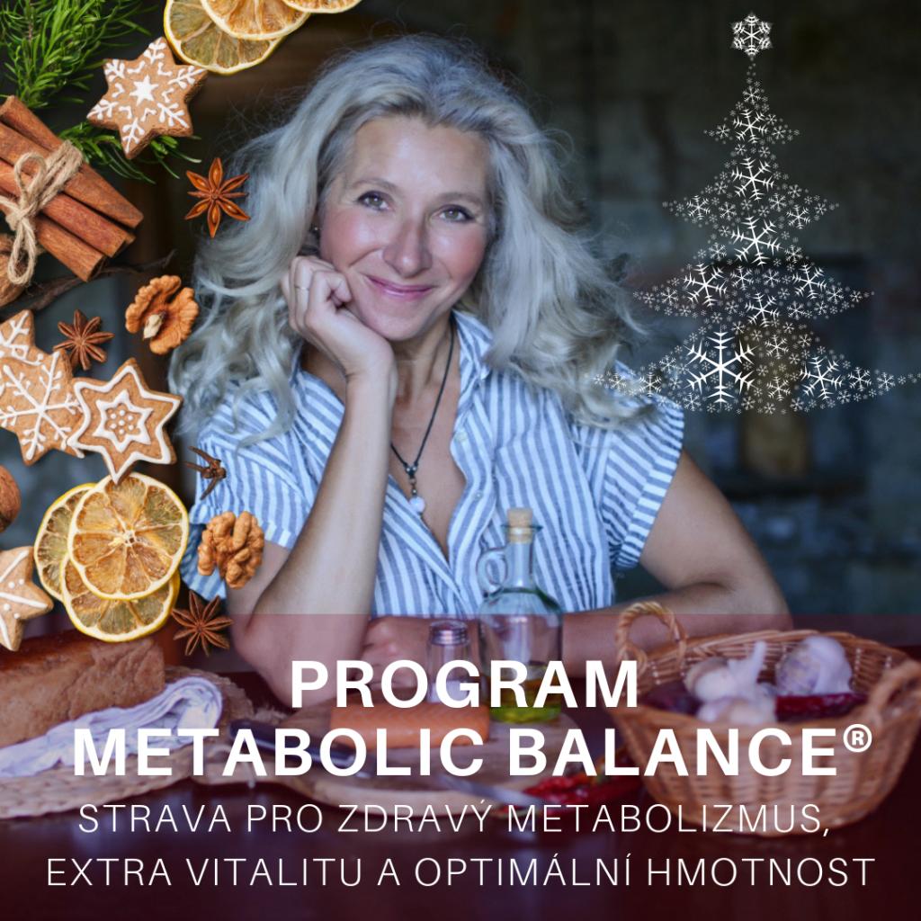 Program Metabolic Balance® vánoční akce