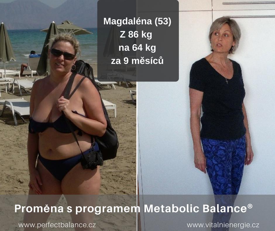 Proměna s programem Metabolic Balance®