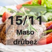 Maso, drůbež - kurzy vaření podle metabolic balance