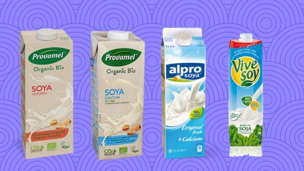 Vhodná sojová mléka v Metabolic Balance