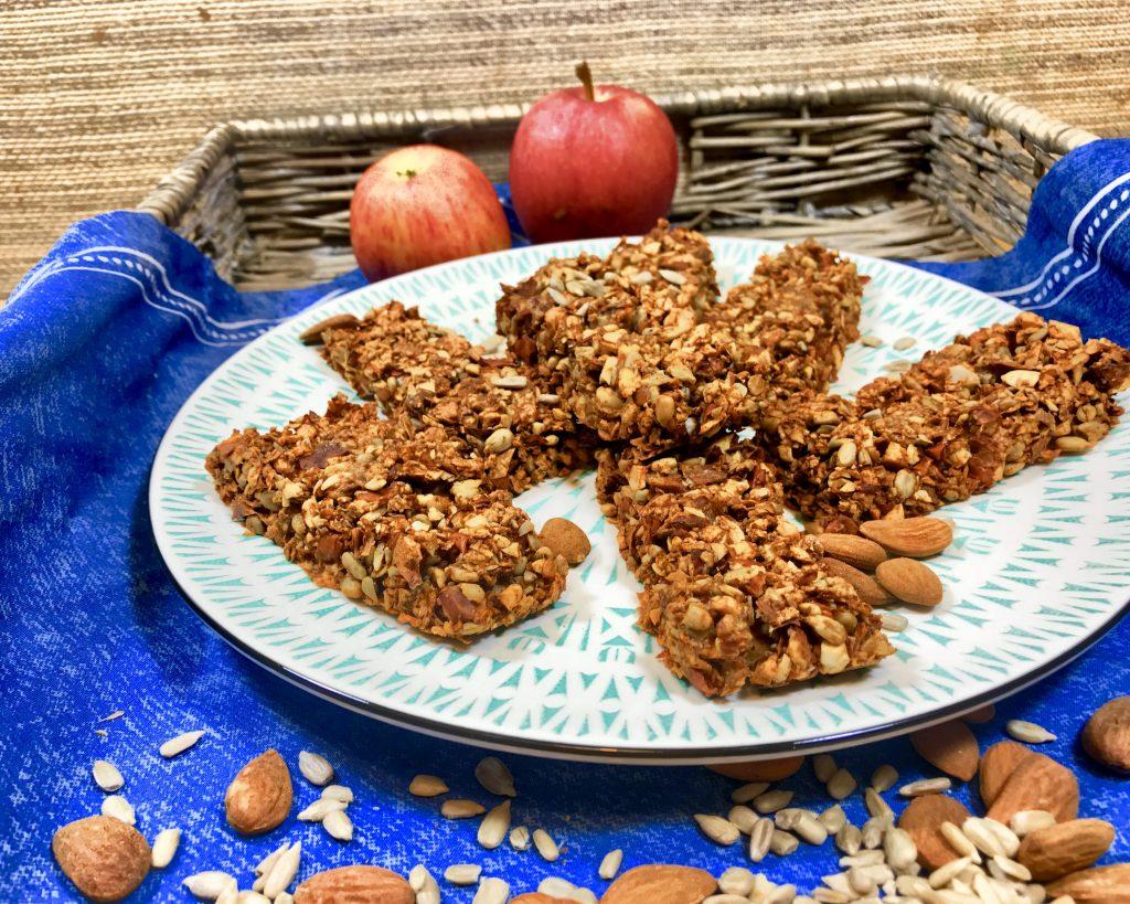 Tyčinky z mandelády a jablka - recepty Metabolic Balance