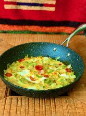 Chutná a snadná zeleninová fritatta podle Metabolic Balance