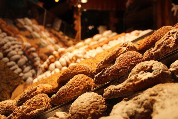 Krize při hubnutí - jak na vůně pekáren?