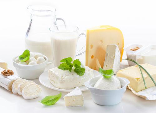 Mléčné výrobky v metabolic balance