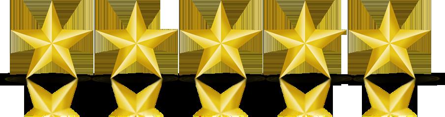 hodnocení metabolic balance - 5 hvězdiček