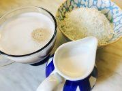 Domácí kokosové mléko pro Metabolic balance