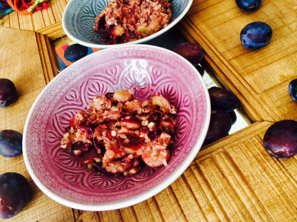 Sladká kaše z mandelády | recept na hubnutí podle programu metabolic balance®