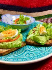 Vajíčková pomazánka s avokádem - recepty pro hubnutí a zdravý metabolizmus podle unikátního stravovacího programu metabolic balance