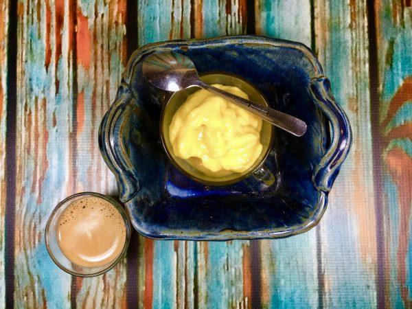 Dezert z manga a kokosového mléka podle metabolic balance® | Recepty pro zdravý metabolizmus, hubnutí a extra energii podle unikátního německého stravovacího programu. Zcela individualizovaný jídelní plán, komplexní řešení stravy.