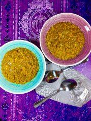 Indický dál z červené čočky se zeleninou | Vyzkoušejte recepty pro zdravý metabolizmus, hubnutí a extra energii podle principů metabolic balance®