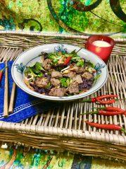 Bún bò Nam Bô - podle metabolic balance®