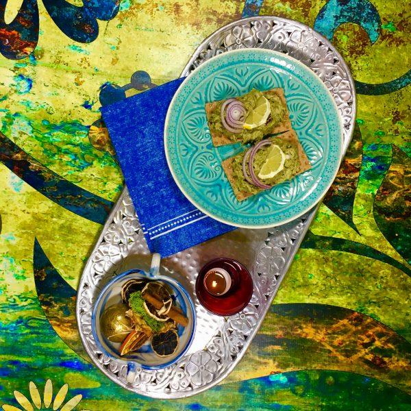 Rybičková pomazánka z avokáda a sardinek - přesně podle principů metabolic balance®