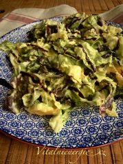 Salát s mangovo-vaječnou zálivkou podle metabolic balance®