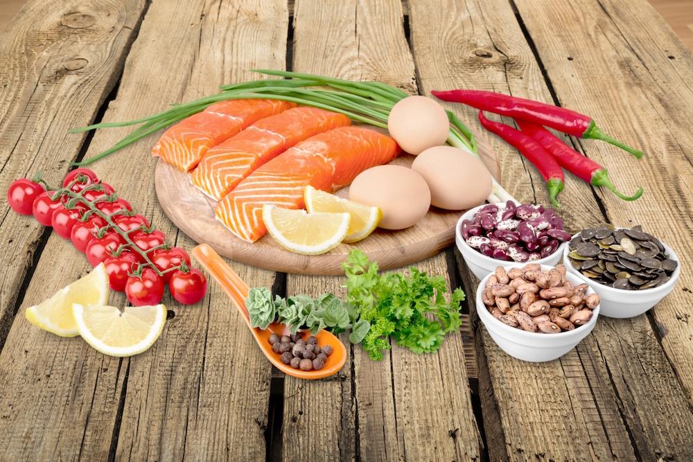 Bílkoviny v metabolic balance