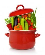 Zelenina v metabolic balance