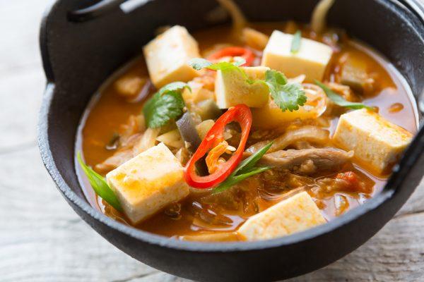Tofu v receptech metabolic balance®
