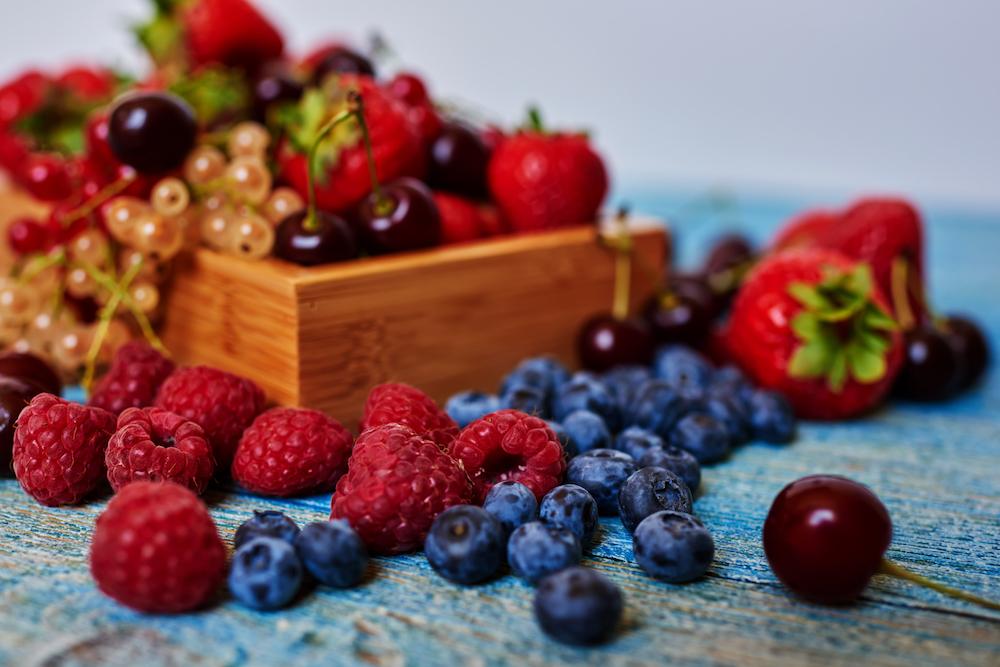 Ovoce v metabolic balance