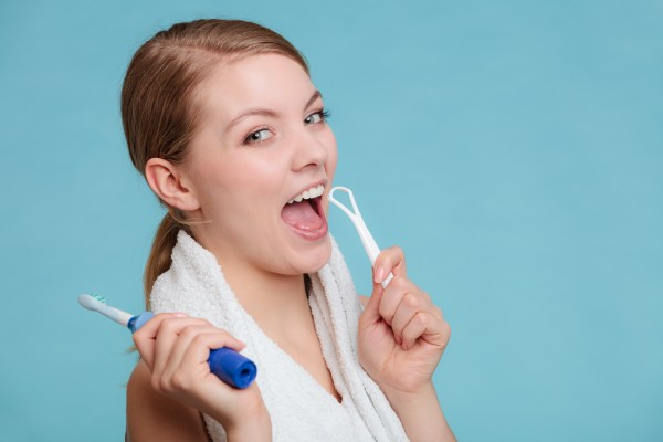 Pečlivá ústní hygiena v metabolic balance je při nepříjemném dechu potřeba