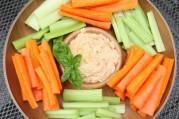 Hummus - skvělá pomazánka z cizrny je vhodná i v programu metabolic balance