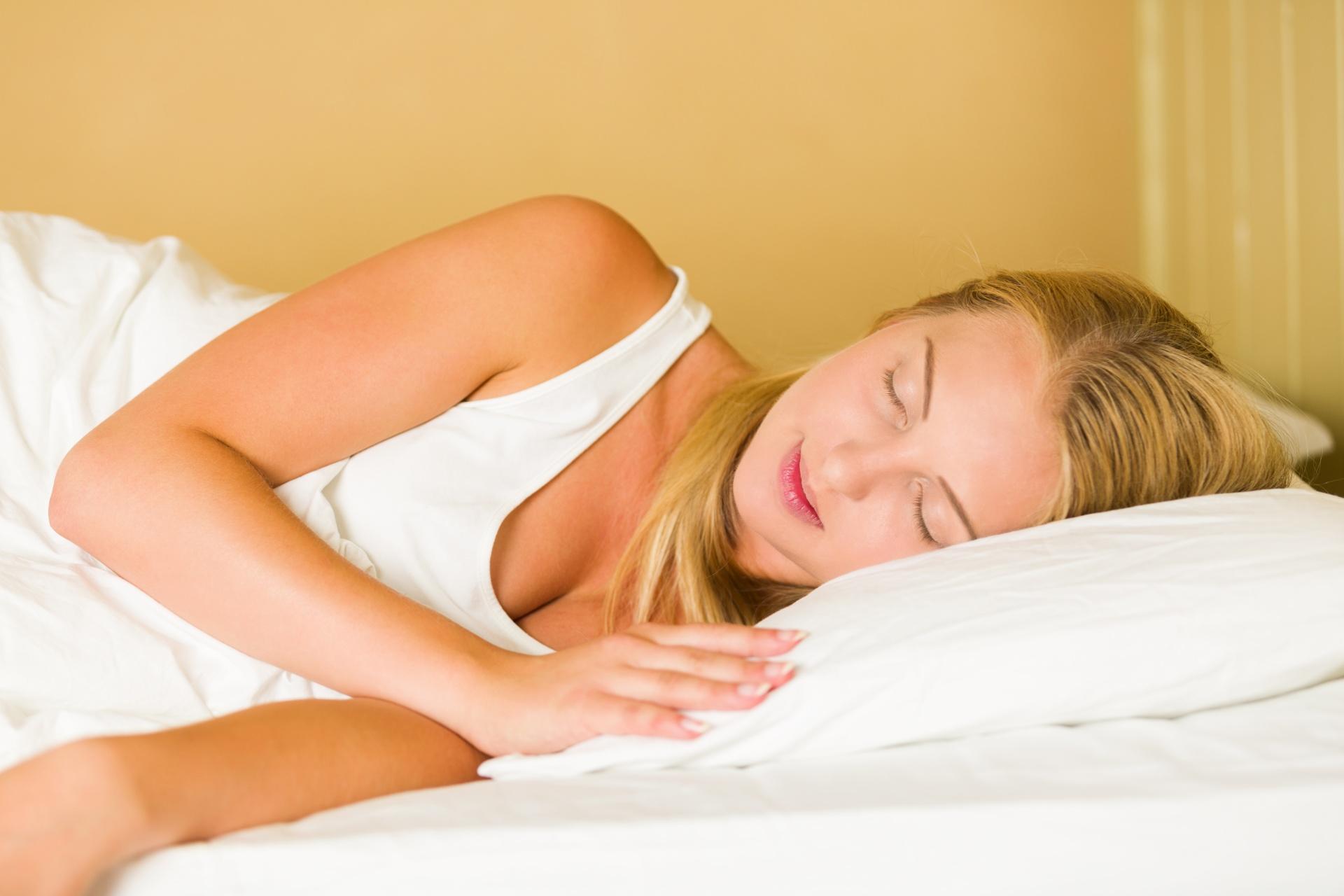 Máte krizi při hubnutí? Pomůže vám jít spát...Máte krizi při hubnutí? Pomůže vám jít spát...