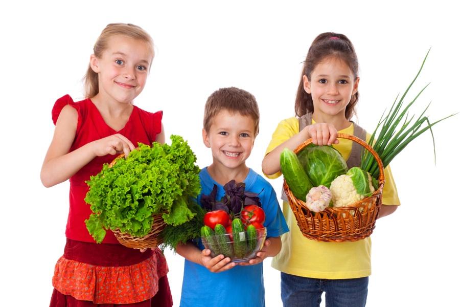 Zelenina v metabolic balance je úžasný kartáč na střeva!