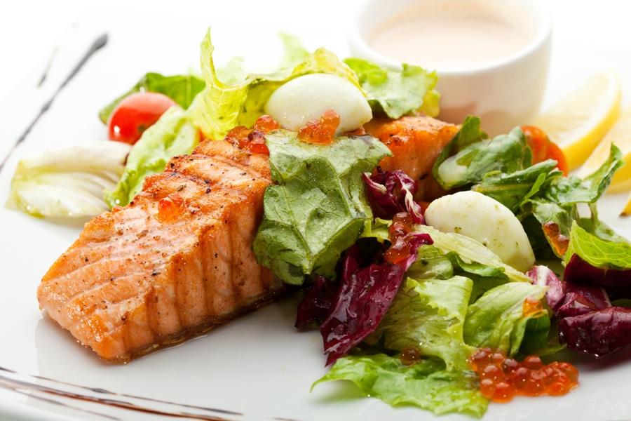 Ryby v metabolic balance